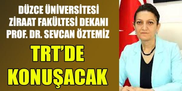 SEVCAN ÖZTEMİZ TRT'DE KONUŞACAK